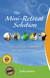 How to Reduce Stress & Create a Positive Ripple Effect - The Mini-Retreat Solution